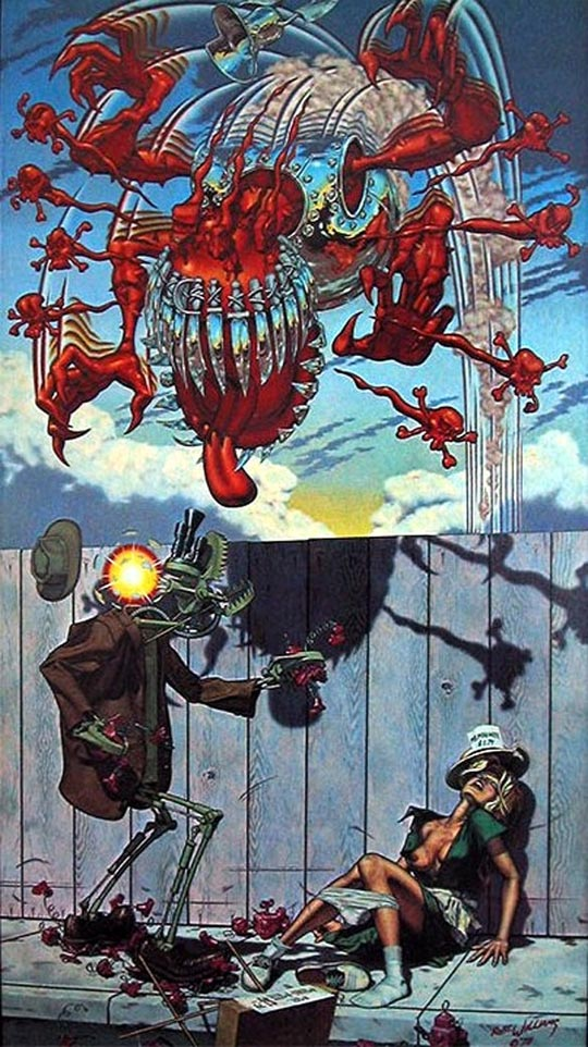 Robert Williams - Appetite for Destruction